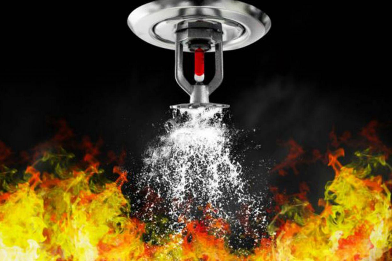 Sulu Yangın Söndürme Sistemleri