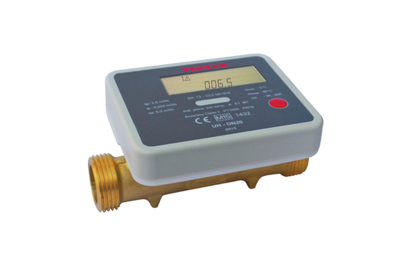 UH - Ultrasonik Isı Sayacı